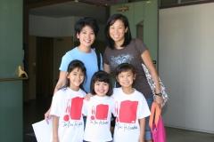 JKPG Parent Volunteers & Students