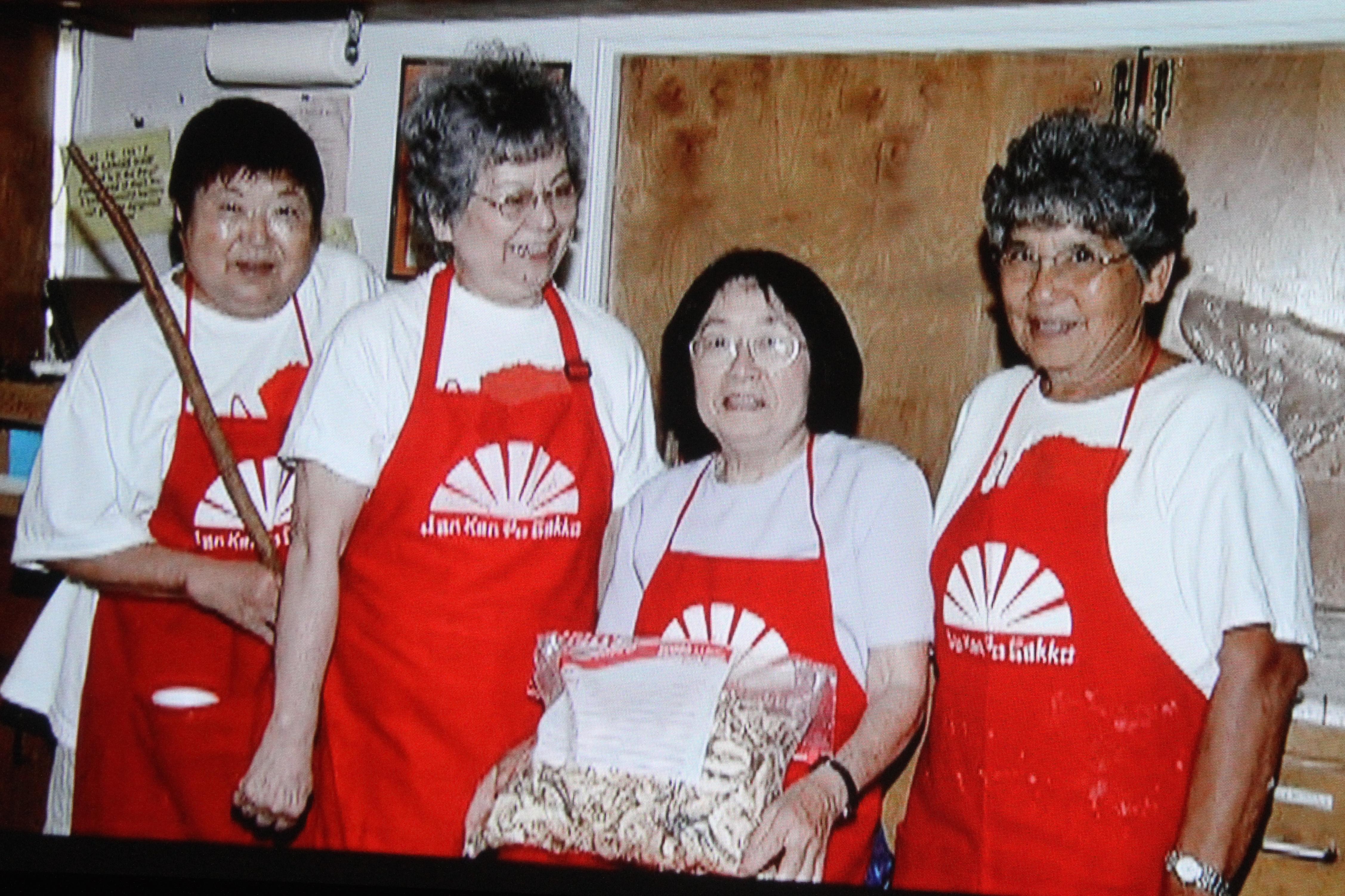 Gakko Kitchen Staff